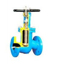 Precision ANSI Carbon Steel Globe Valve Bellow Sealed TP316LI CF3 BODY