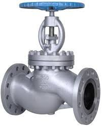 Stainless Steel Flanged End BS 1873 Globe Valve DN300